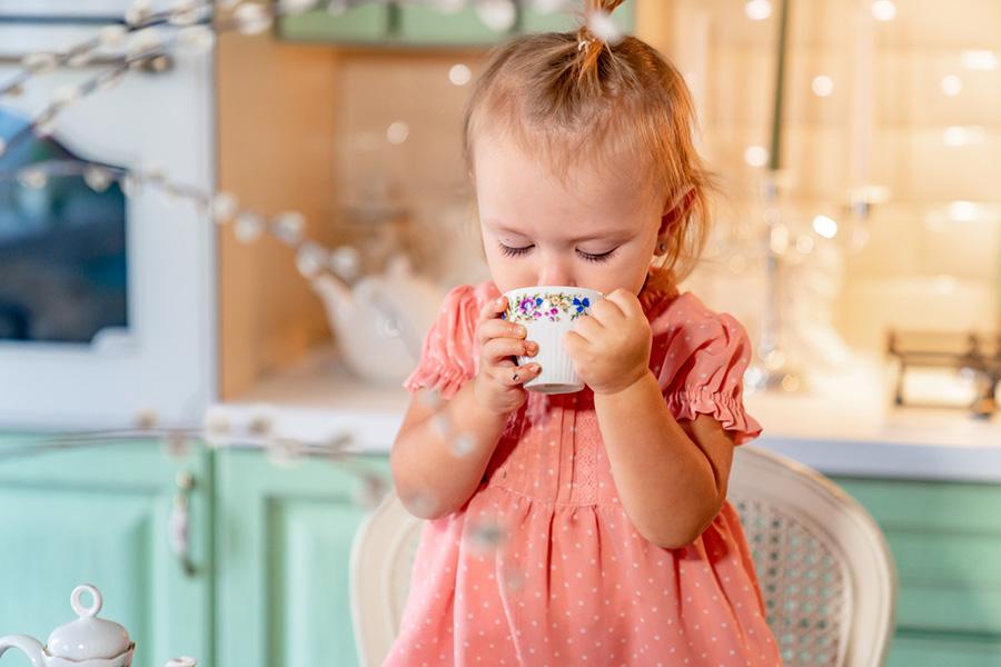Les meilleures infusions pour les enfants