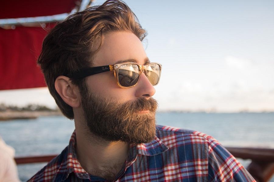 Quelques conseils pour se laver la barbe